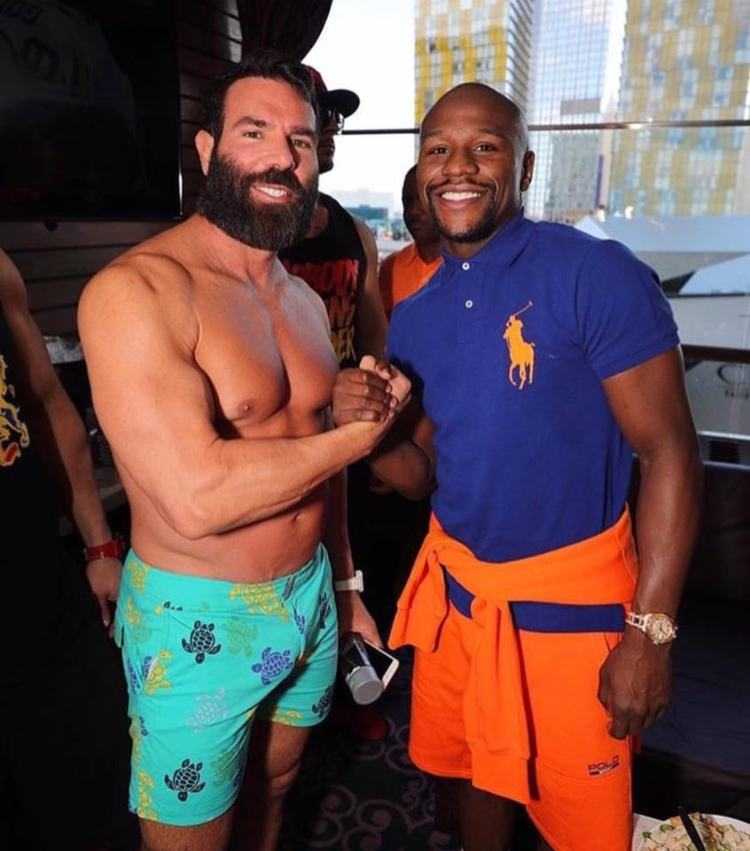 Bilzerian and Mayweather